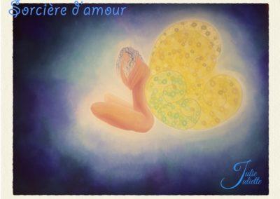 Sorciere d'amour CREA fee